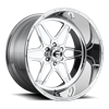 FF63 - 6 Lug Polished