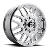 FF66D - 8 Lug Front Polished