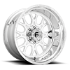 FF88D - 8 Lug Super Single Front Polished