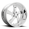 Flare 5 - Precision Series 22x10.5 Polished