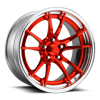 Grand Prix Concave - U537 Candy Red w/ Polish Lip