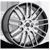 Liquidmetal Wheels - S.O.T. (FF60) Black Machined