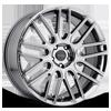Liquidmetal Wheels - S.O.T. (FF60) Chrome Plated