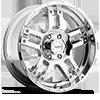 Liquidmetal Wheels - Rhino Chrome Plated