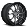 Sector 18x9.5 | Gloss Gunmetal w/ Gloss Black Lip