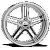 SLC31 GTO Polished w/Satin Inserts