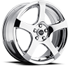Liquidmetal Wheels - Static Chrome