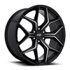 Vice - M232 SUV Gloss Black & Milled