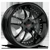 WCC 947 Gloss Black