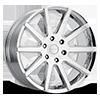 Liquidmetal Wheels - Blade Chrome