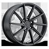 Liquidmetal Wheels - Shadow Satin Black - 20x8.5