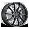 Liquidmetal Wheels - Shadow Satin Black