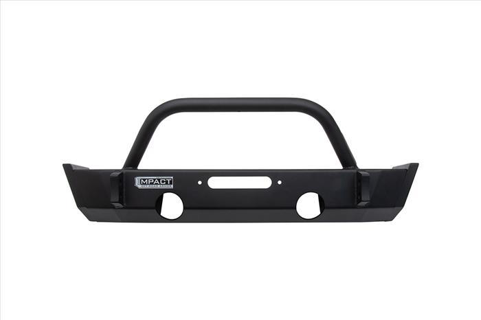18-UP JEEP JL / 20-UP JT FRONT IMPACT BUMPER W/ SKID PLATE