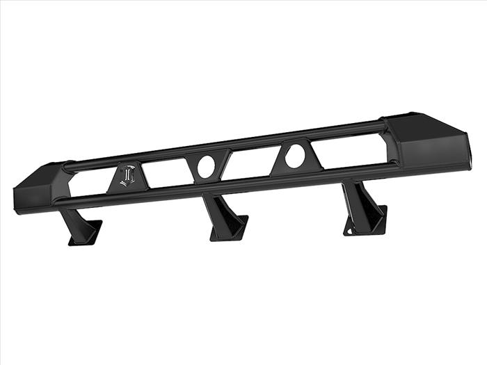 18-UP JEEP JL 4DR COMP SERIES FRAME MNT SLIDER LEFT SIDE