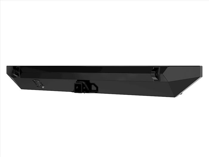 07-18 JK COMP SERIES REAR BUMPER W/ HITCH AND TABS