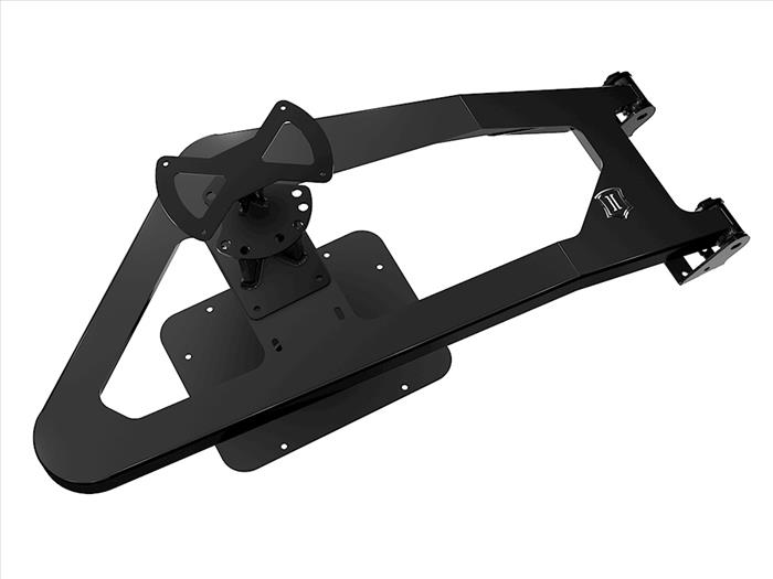 07-18 JK BODY MNT TIRE CARRIER KIT
