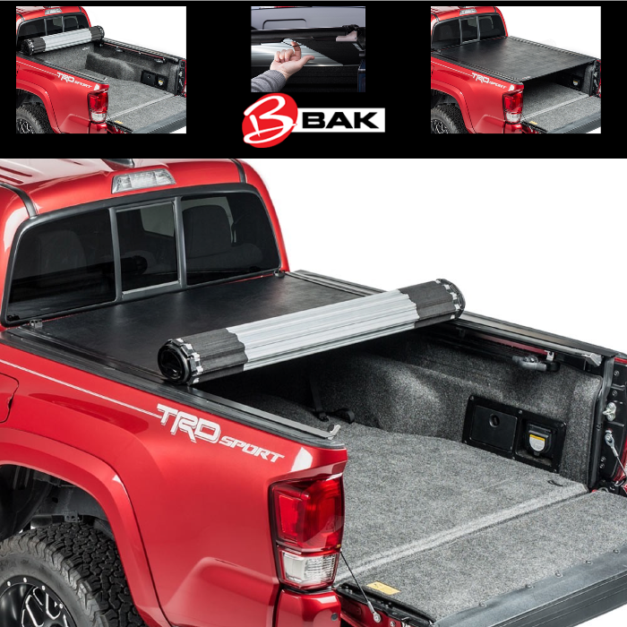 REVOLVER X2 2007-2017 TOYOTA TUNDRA HARD ROLLING TONNEAU COVER (5' 6 in. BED WITH TRACK SYSTEM) |
