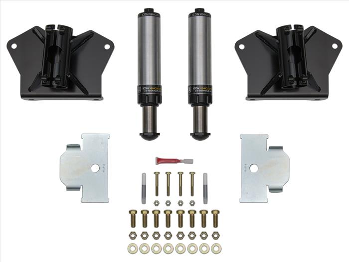 07-UP TUNDRA REAR HYD BUMP STOP KIT