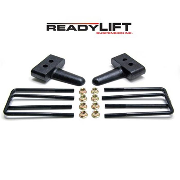 ReadyLift Ford F-150 2WD 1.5 in. Rear Block Kit