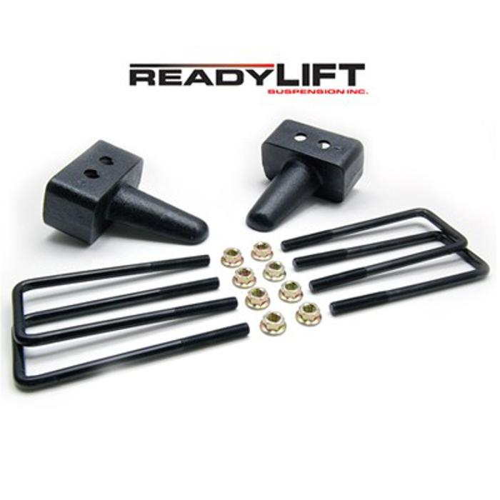 ReadyLift Ford F-150 3 in. Rear Block Kit 4WD