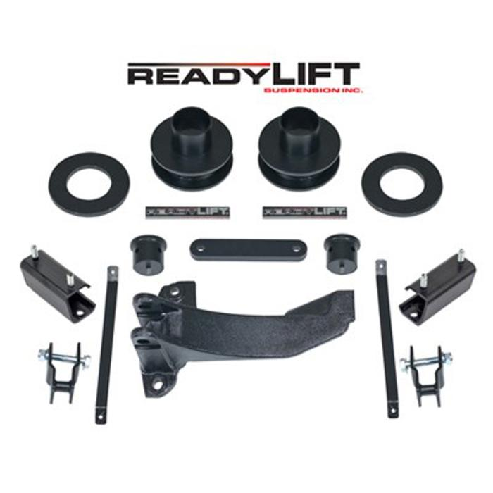 2011-2013 Ford F350 Super Duty 2.5 in. Stage 2 Leveling Kit - 66-2511