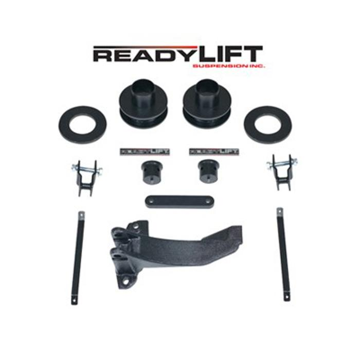 ReadyLift Leveling kit w/ track bar bracket - 66-2516 2008-2010 Ford Super Duty