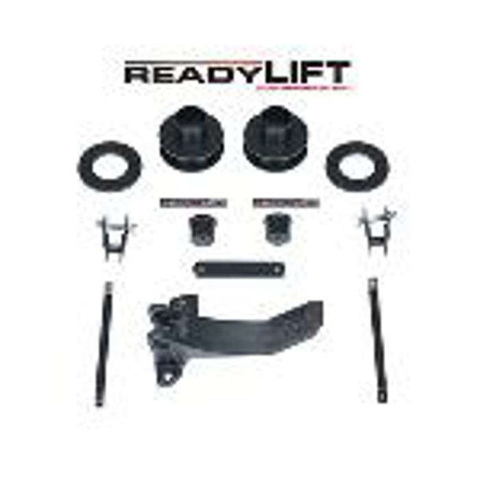 ReadyLift 4WD leveling kit w/ track bar bracket - 66-2515 2005-2007 Ford Super Duty