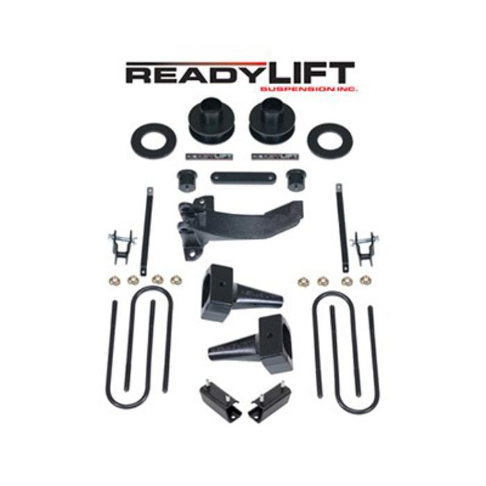 ReadyLift Ford Super Duty 2.5 in. F/1.0 in. R Lift Kit - 69-2516TP