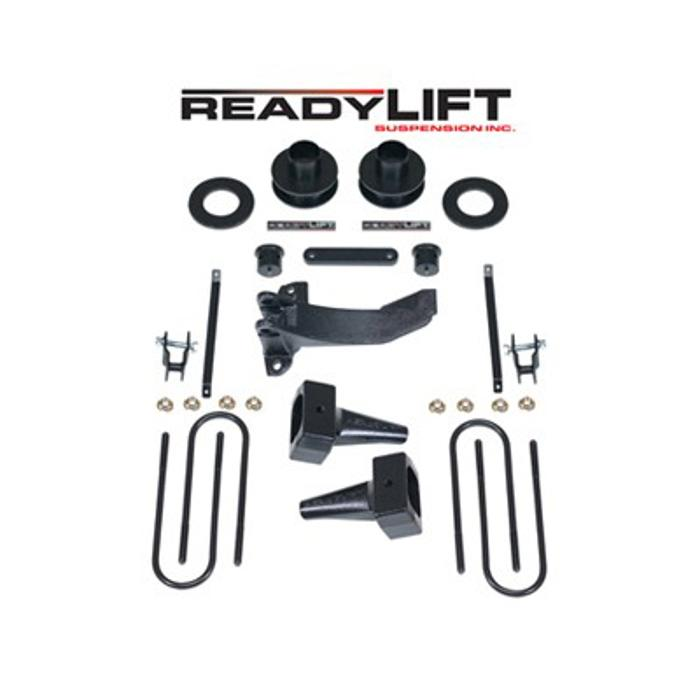 ReadyLift Ford Super Duty 4WD Lift Kit 2.5 IN. F/2.0 IN. R - 69-2517