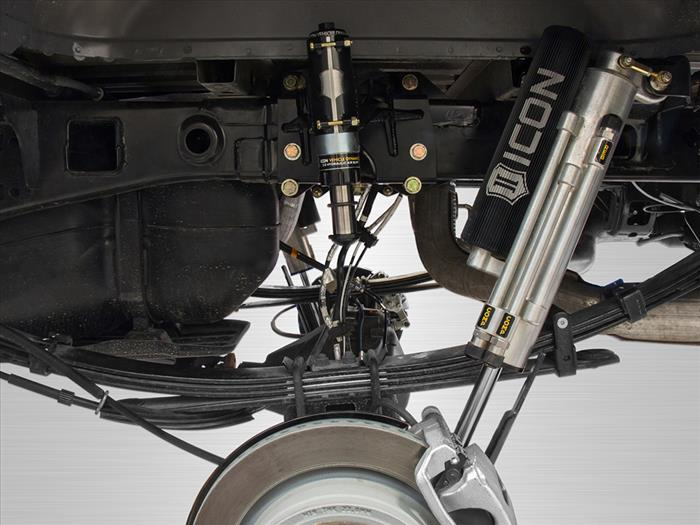 17-UP FORD RAPTOR STAGE 4 SUSPENSION SYSTEM