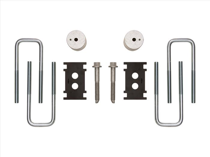 10-14 RAPTOR LEAF SPRING HARDWARE KIT