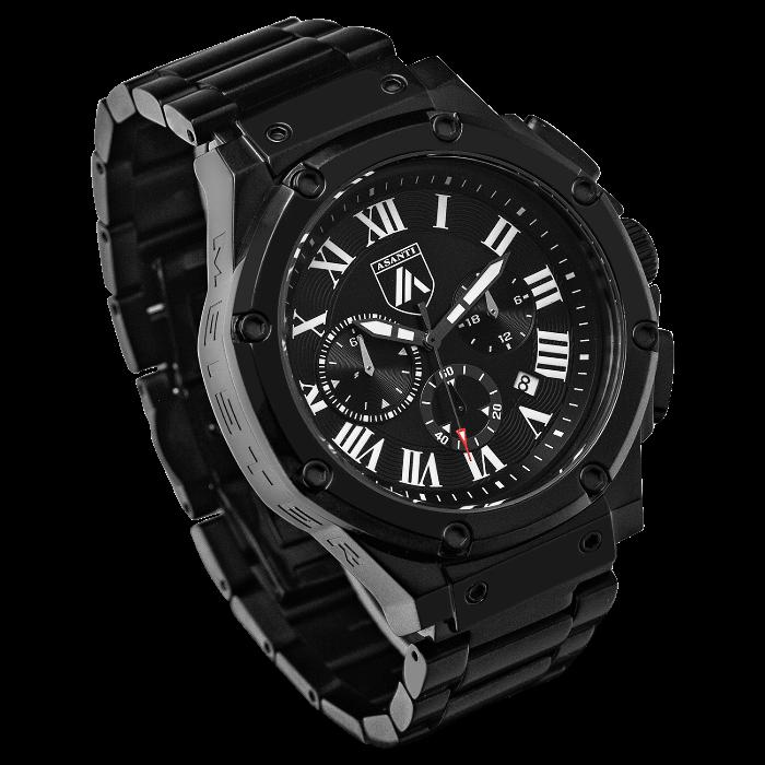 Asanti Watches - ASAAM181G0-BLK