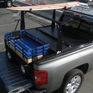 CS-F1 HARD FOLDING 2007-2017 TOYOTA TUNDRA DOUBLE CAB
