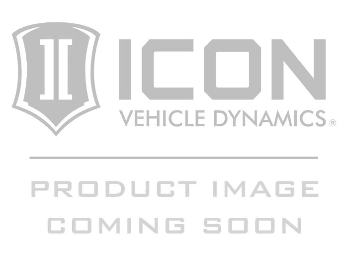 ICON ALLOYS - ALPHA/REBOUND/COMPRESSION LOW PRO CENTER CAP - 6X5.5
