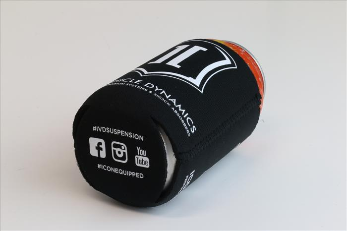 ICON BLACK KOOZIE W/SHIELD