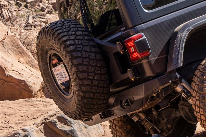 18-UP JEEP JL BODY MNT TIRE CARRIER
