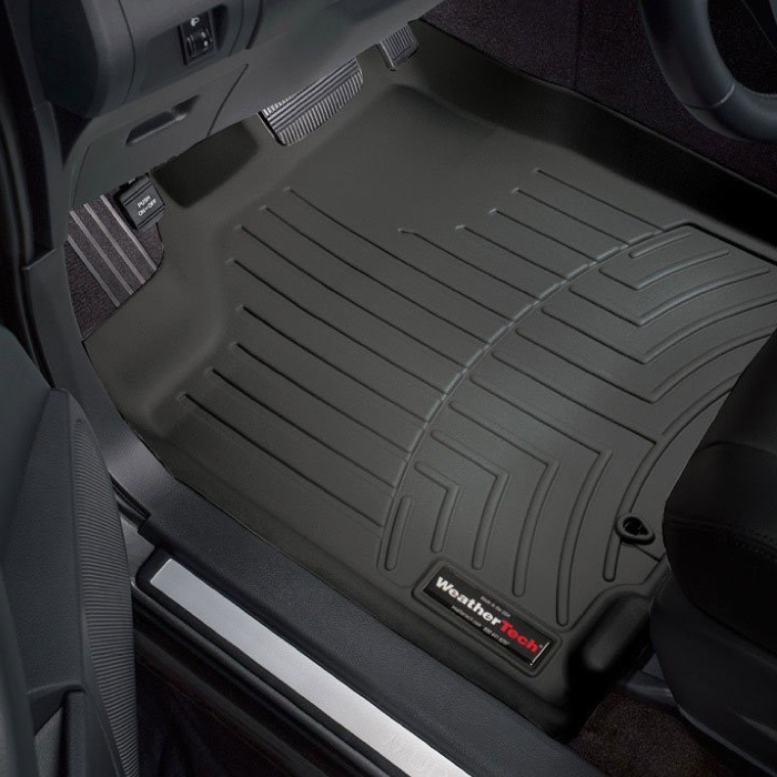 WeatherTech FloorLiner for Ford F-150 SuperCrew Bucket Seats 2015-2018 Carpet