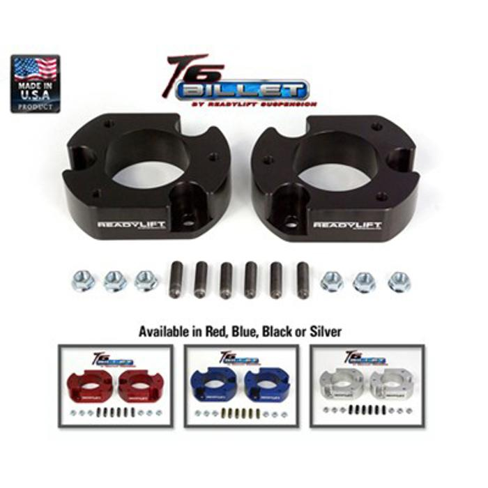ReadyLift Ford F-150 T6 Billet 2.5in Leveling Kit