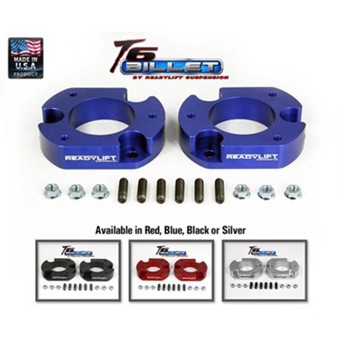 ReadyLift Ford F-150 T6 Billet 2.0in Leveling Kit