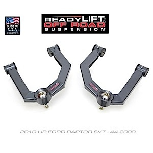 ReadyLift Uniball Upper Control Arm - 2009-2013 Ford Raptor SVT - 4WD
