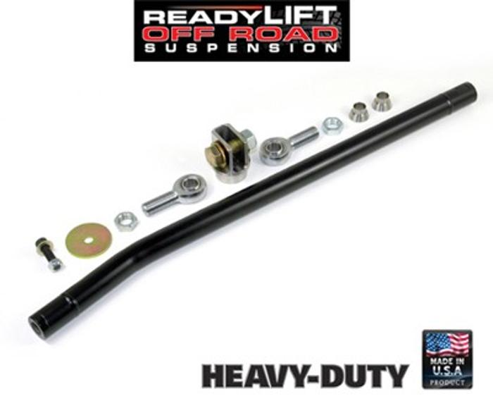 ReadyLift Ford Super Duty Anti Wobble Trac Bar - 2005-2013 - 0-4in Lift Applications - Bent
