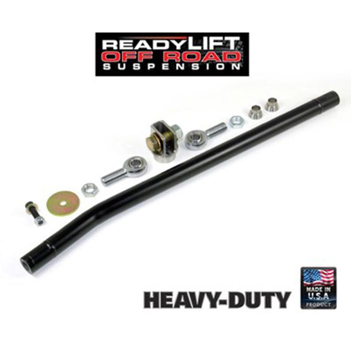 ReadyLift Ford Super Duty 4WD Anti Wobble Trac Bar - 2005-2013 - 4in Lift or Larger Applications - Straight