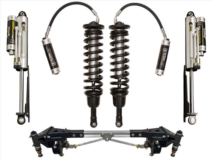 10-14 FORD RAPTOR STAGE 2 SUSPENSION SYSTEM