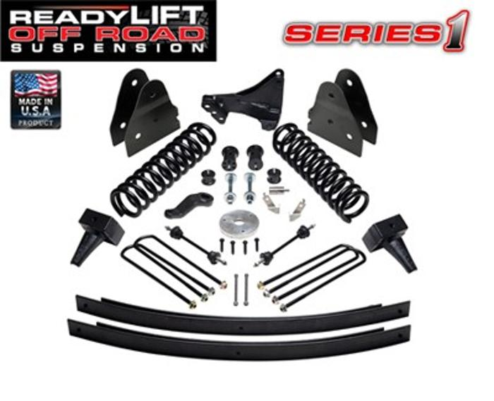ReadyLift Ford Super Duty 5in Lift Kit - Series 1 - 2005-2007 - 49-2006