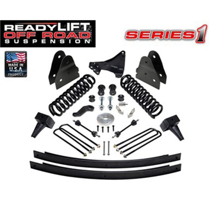 ReadyLift Ford Super Duty 5 in. Lift Kit - Series 1 - 2008-2010