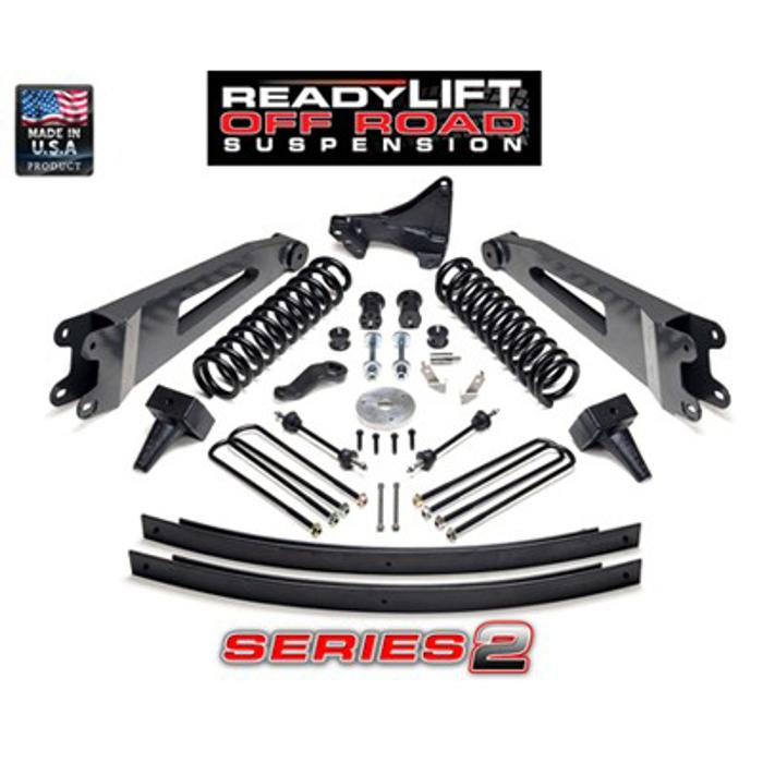 ReadyLift Ford Super Duty 5 in. Lift Kit - Series 2 - 2005-2007 - 49-2007