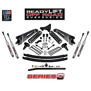 ReadyLift Ford Super Duty 5 in. Lift Kit - Series 3 - 2005-2007 - 49-2008