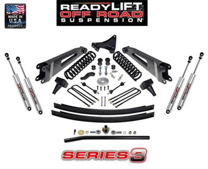 ReadyLift Ford Super Duty 5in Lift Kit - Series 3 - 2011-UP