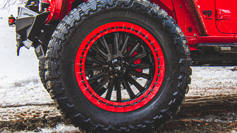 V-Rock Off-Road Wheels - Wheel Gallery