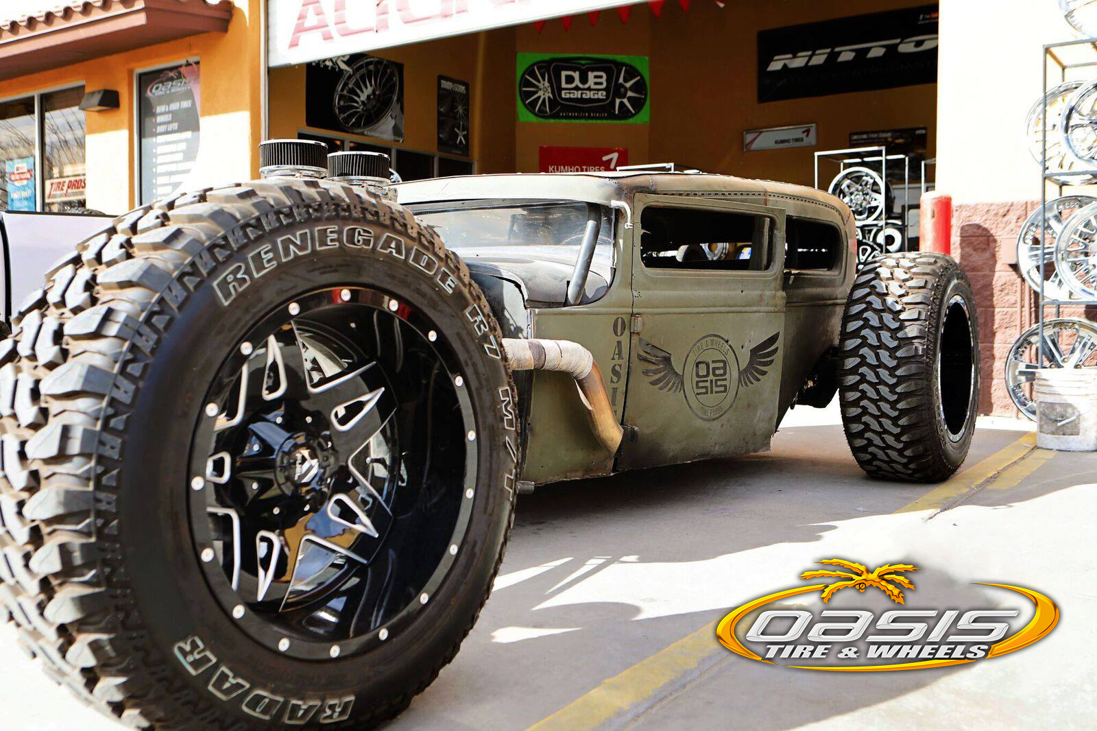 Wheels | Oasis Tire